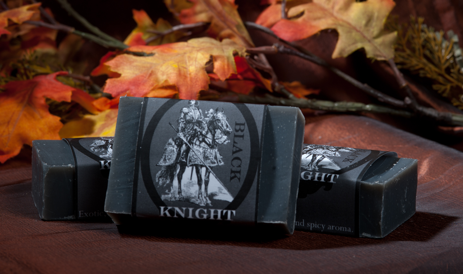 Black Knight Soap