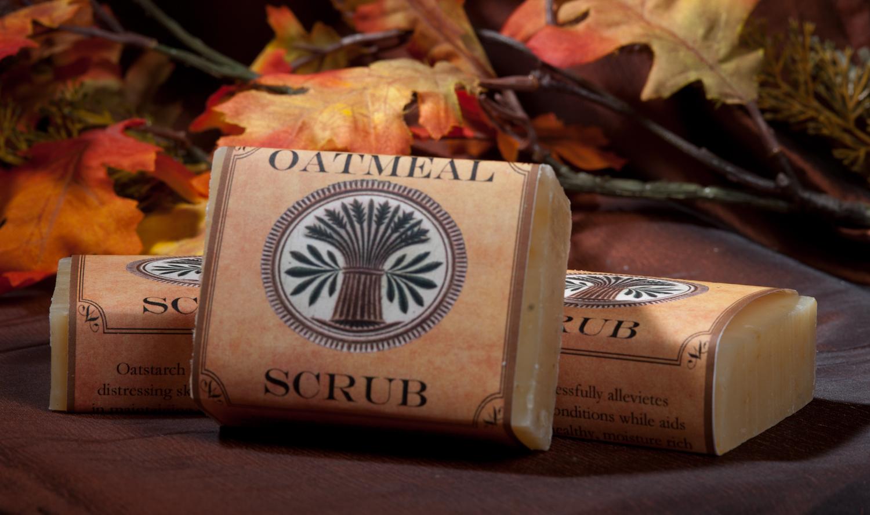 Oatmeal Scrub