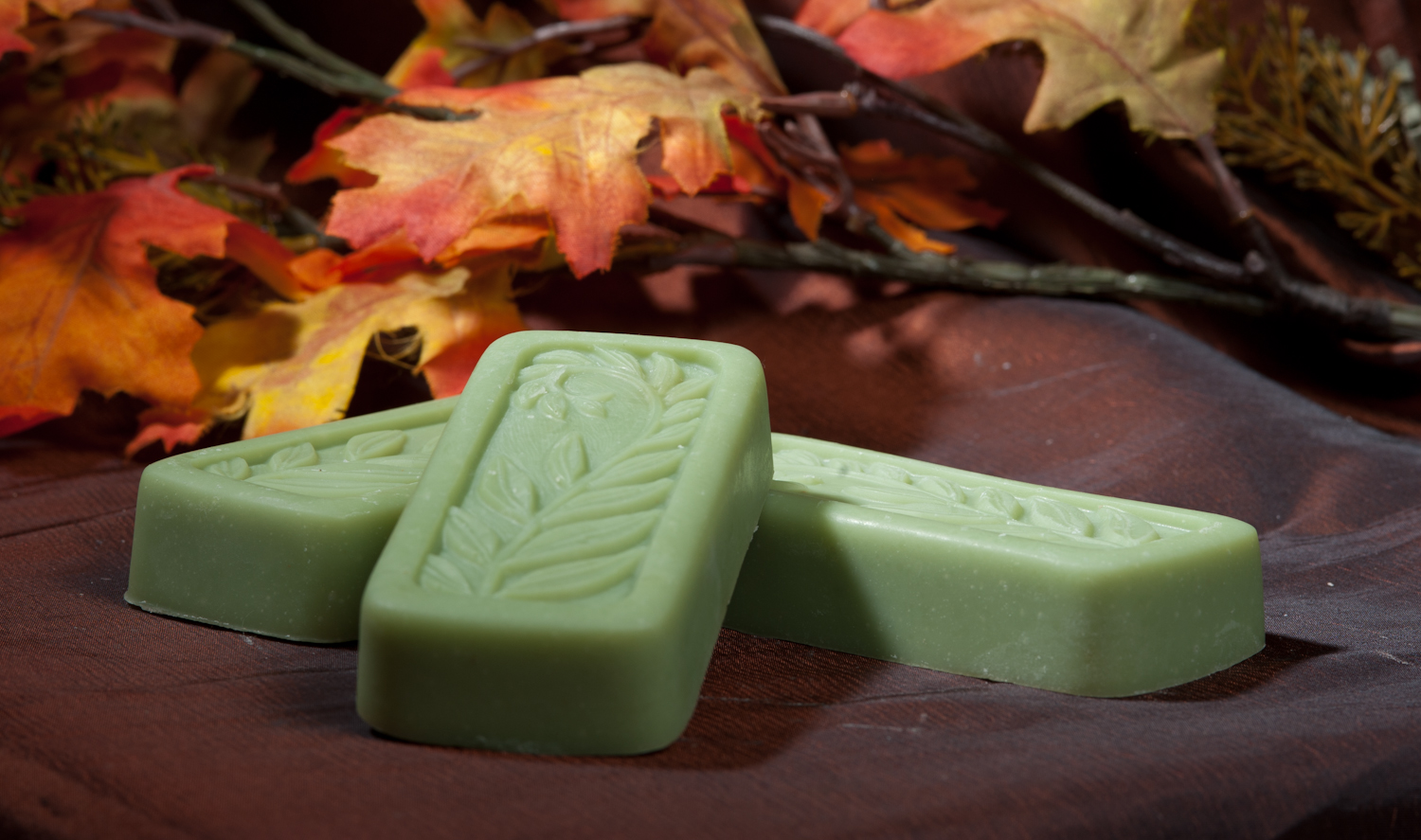 Forest Fern & Oakmoss Soap