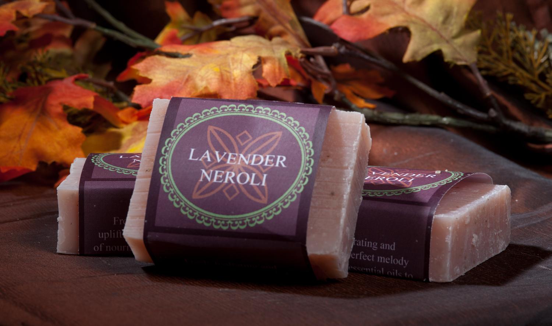 Lavender Neroli Soap