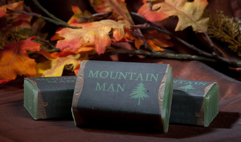 Mountain Man Soap