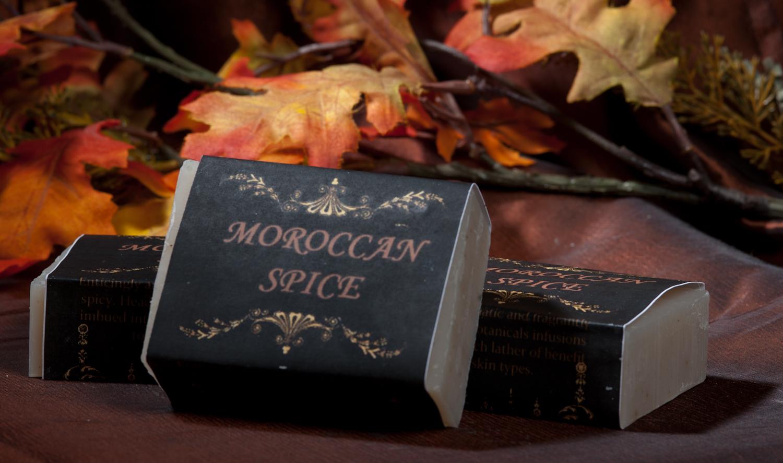 Moroccan Spice Soap