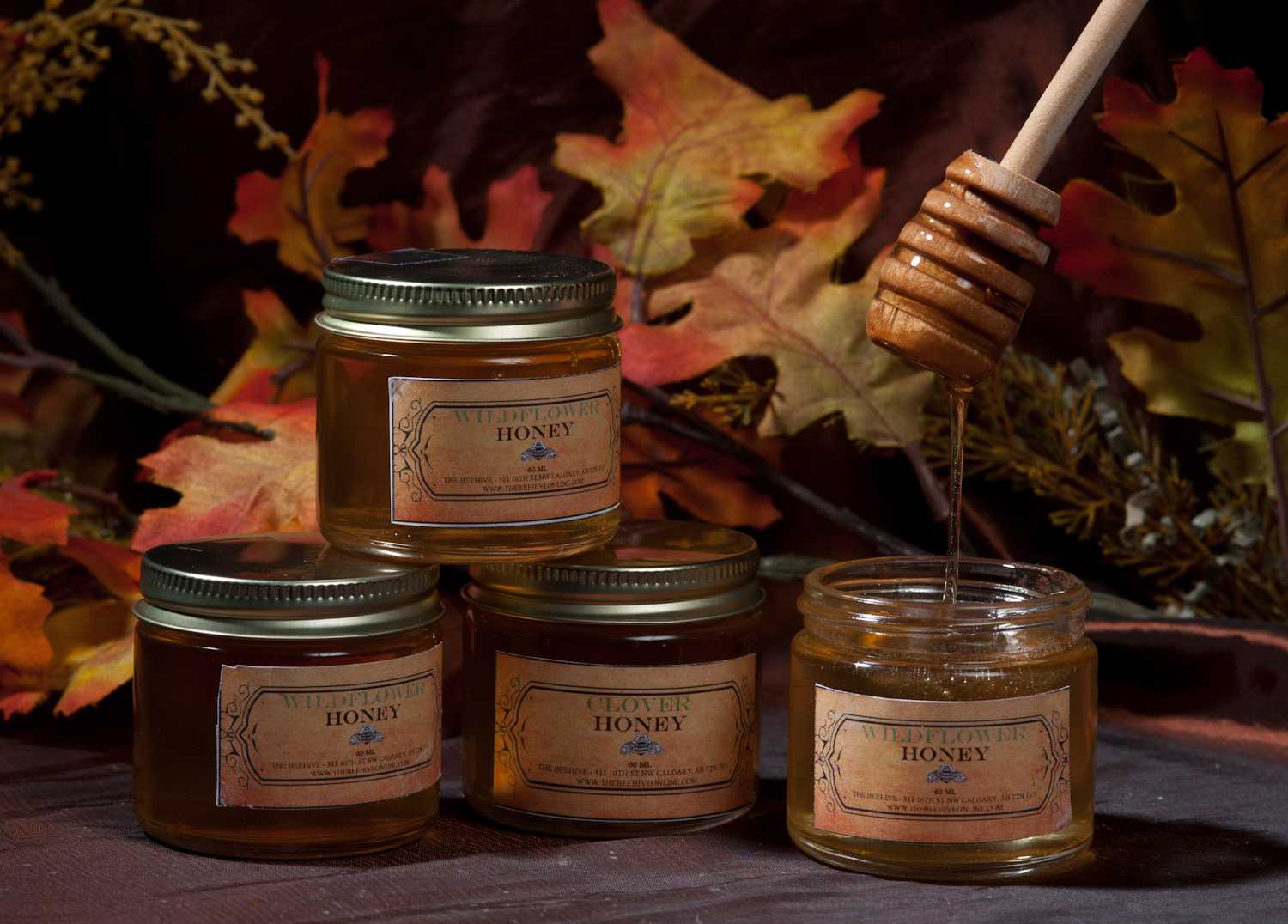 Honey – 60 ML Jar