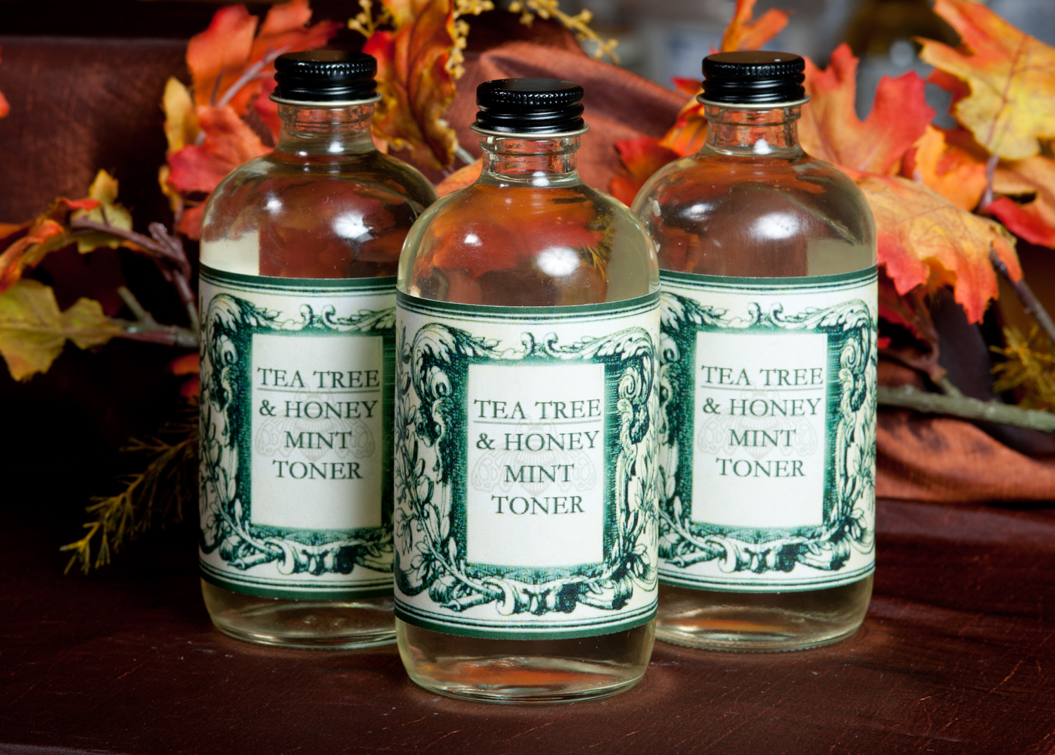 Tea Tree & Honey Mint Toner