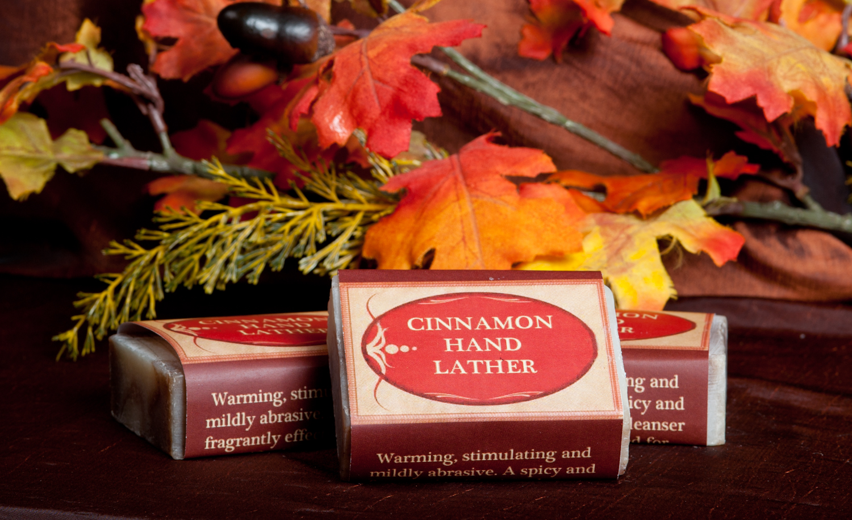 Cinnamon Hand Lather