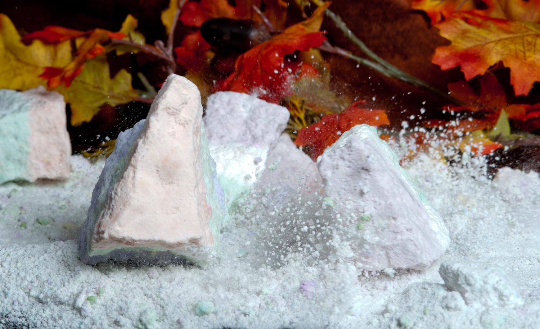 Fizzy Bath Stones