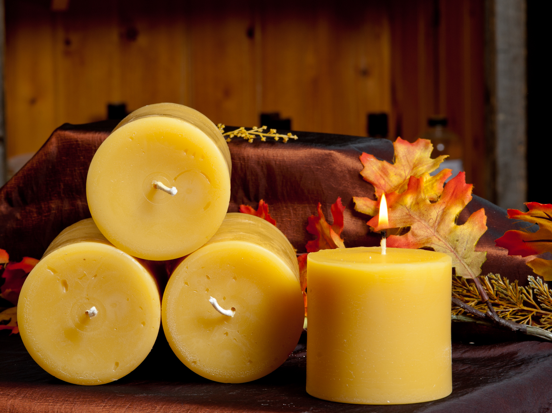 Pillar Candle - 3 inch